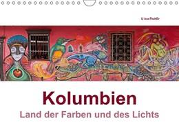 Abbildung von Boettcher | Kolumbien - Land der Farben und des Lichts (Wandkalender 2019 DIN A4 quer) | 5. Edition 2018 | 2018 | Die Highlights Kolumbiens in b...
