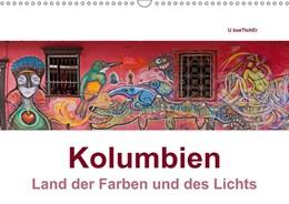 Abbildung von Boettcher | Kolumbien - Land der Farben und des Lichts (Wandkalender 2019 DIN A3 quer) | 5. Edition 2018 | 2018 | Die Highlights Kolumbiens in b...