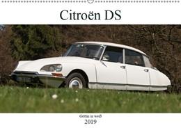 Abbildung von Bölts | Citroën DS - Göttin in weiß (Wandkalender 2019 DIN A2 quer) | 4. Edition 2015 | 2015 | DS - seit 1956 allen Anderen v...