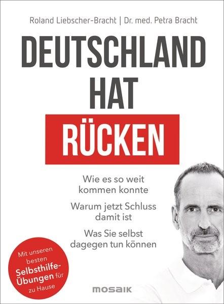 Deutschland hat Rücken | Bracht / Liebscher-Bracht, 2018 | Buch (Cover)