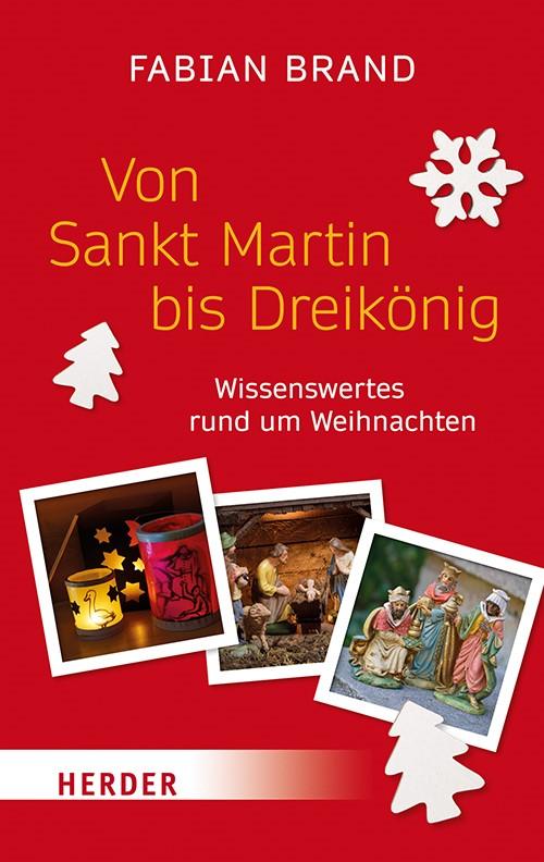 Von Sankt Martin bis Dreikönig | Brand, 2018 | Buch (Cover)