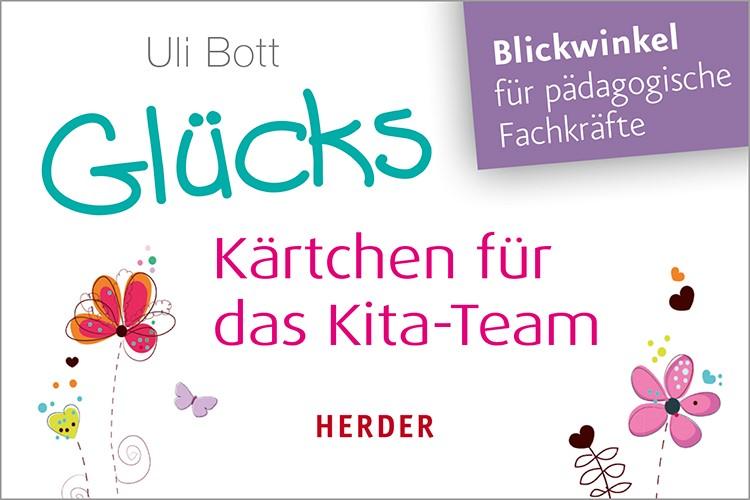 GlücksKärtchen für das Kita-Team | Bott, 2018 (Cover)