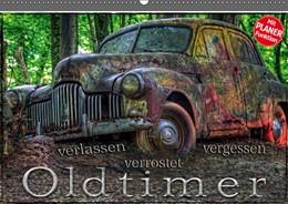 Abbildung von Adams Foto-You. De | Oldtimer - verlassen, verrostet, vergessen (Wandkalender 2019 DIN A2 quer) | 4. Edition 2018 | 2018 | Fotografien von abgestellten O...
