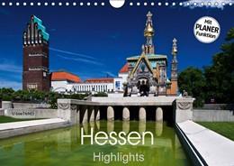 Abbildung von Boettcher | Hessen Highlights (Wandkalender 2019 DIN A4 quer) | 3. Edition 2018 | 2018 | Hessen - Eine Zeitreise (Gebur...