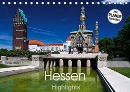 Abbildung von Boettcher | Hessen Highlights (Tischkalender 2019 DIN A5 quer) | 3. Edition 2018 | 2018 | Hessen - Eine Zeitreise (Gebur...