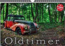 Abbildung von Adams | Oldtimer - Vergessene Schönheiten (Wandkalender 2019 DIN A4 quer) | 4. Edition 2018 | 2018 | Fotografien abgesteller Oldtim...