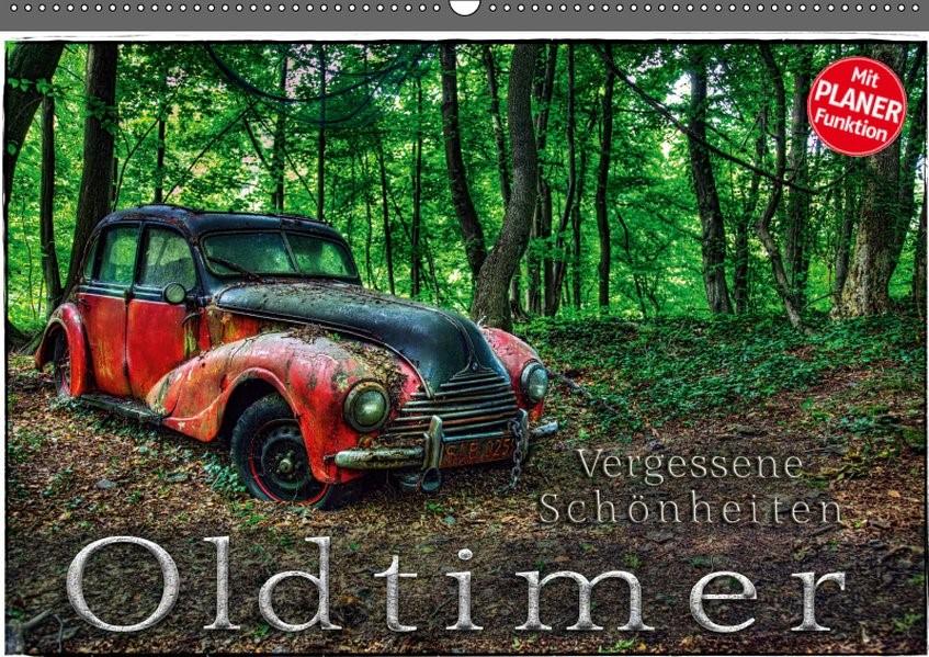Abbildung von Adams | Oldtimer - Vergessene Schönheiten (Wandkalender 2019 DIN A2 quer) | 4. Edition 2018 | 2018