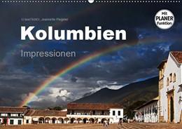 Abbildung von Boettcher | Kolumbien Impressionen (Wandkalender 2019 DIN A2 quer) | 4. Edition 2018 | 2018 | Die Highlights Kolumbiens in b...