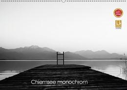 Abbildung von Kramer | Chiemsee monochrom (Wandkalender 2019 DIN A2 quer) | 3. Edition 2018 | 2018
