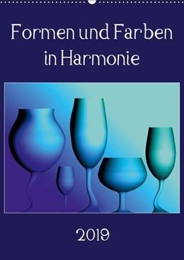 Abbildung von A. Magri | Formen und Farben in Harmonie (Wandkalender 2019 DIN A2 hoch) | 3. Edition 2018 | 2018 | Bezaubernder farbenfroher Kuns...