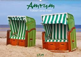 Abbildung von Dölling   Amrum - Farben einer Insel (Wandkalender 2019 DIN A2 quer)   3. Edition 2016   2016   Fotografien aus Natur und Land...