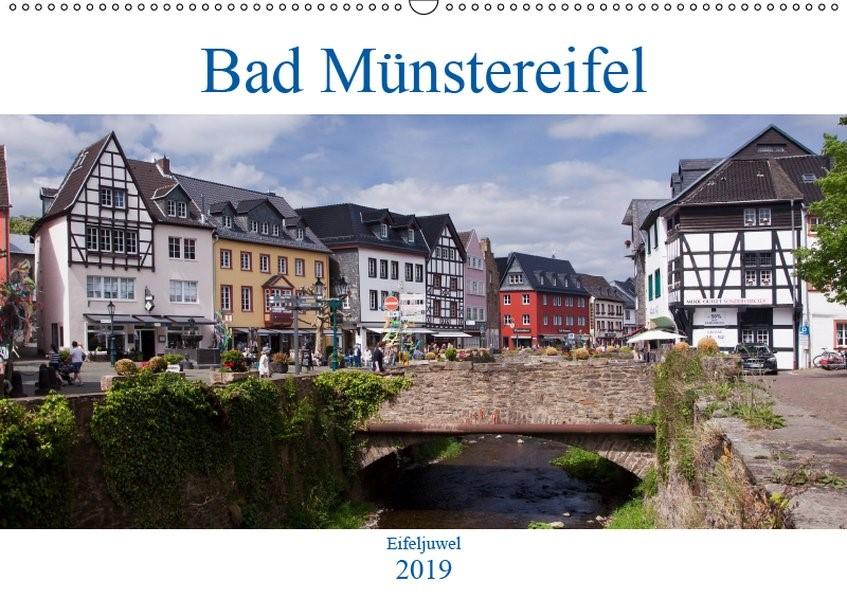 Abbildung von Boettcher | Bad Münstereifel - Eifeljuwel (Wandkalender 2019 DIN A2 quer) | 3. Edition 2018 | 2018