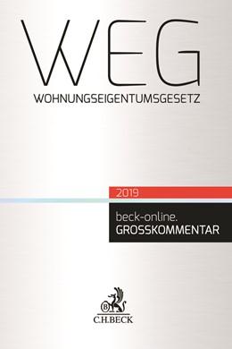 Abbildung von WEG | 2019 | Gesetz über das Wohnungseigent...
