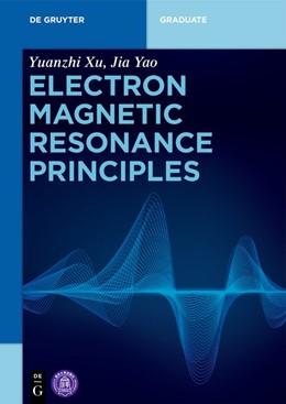 Abbildung von Xu / Yao | Electron Magnetic Resonance Principles | 2019