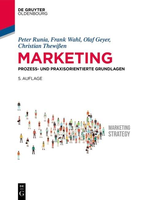 Abbildung von Runia / Wahl / Geyer / Thewißen | Marketing | 5. Auflage | 2019