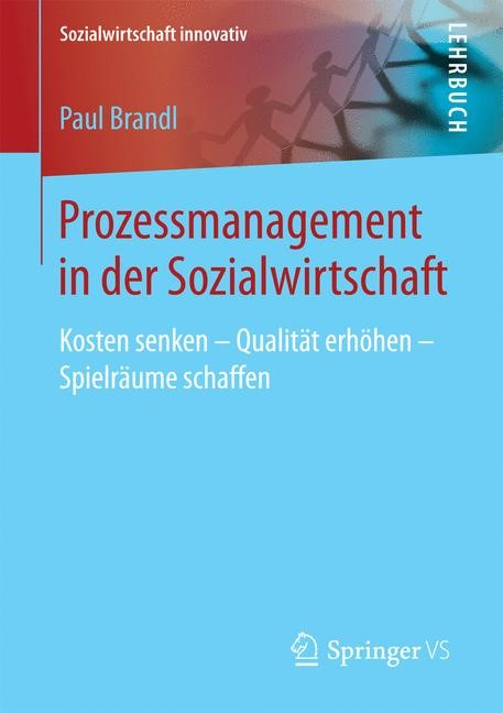 Prozessmanagement | Brandl / Becher, 2019 | Buch (Cover)