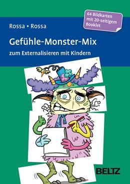 Abbildung von Rossa | Gefühle-Monster-Mix zum Externalisieren mit Kindern | 1. Auflage | 2018 | beck-shop.de