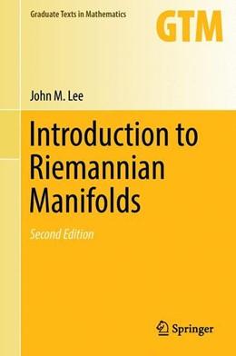 Abbildung von Lee   Introduction to Riemannian Manifolds   2nd ed. 2018   2019   176