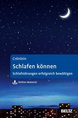 Abbildung von Crönlein   Schlafen können   1. Auflage   2018   beck-shop.de