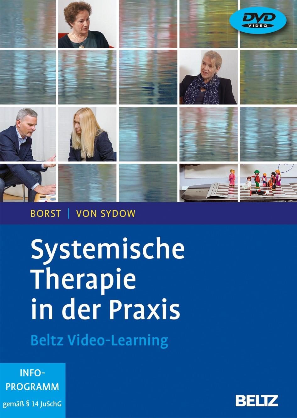 Systemische Therapie in der Praxis | Borst / Sydow | Originalausgabe, 2018 (Cover)