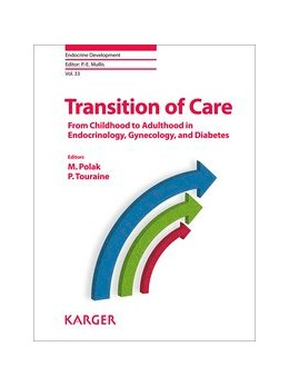 Abbildung von Polak / Touraine | Transition of Care | 2018 | From Childhood to Adulthood in...