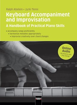 Abbildung von Abelein / Tenni | Keyboard Accompaniment and Improvisation | 1. Auflage | 2017 | beck-shop.de
