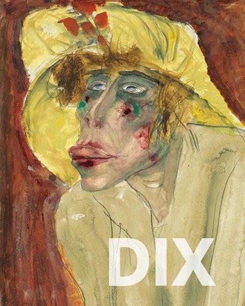 Otto Dix   Mössinger / Dame, 2018   Buch (Cover)
