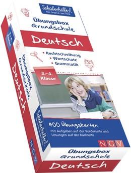 Abbildung von Scheller   Deutsch Übungsbox Grundschule, 3. + 4. Klasse   2018   Gute Noten mit der Schülerhilf...