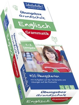 Abbildung von Scheller | Englisch Grammatik Übungsbox Grundschule, 1. und 2. Lernjahr | 2018 | Gute Noten mit der Schülerhilf...