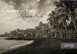 Abbildung von Krauss - Www. Lavaflow. De   Colors of Hawaii - Farben im Pazifik (Wandkalender 2019 DIN A2 quer)   3. Edition 2018   2018   Der Autor des Buches