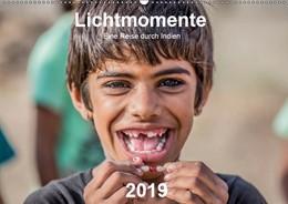 Abbildung von Kraft   Lichtmomente - Eine Reise durch Indien (Wandkalender 2019 DIN A2 quer)   3. Edition 2018   2018   Eine Reise durch das Land der ...
