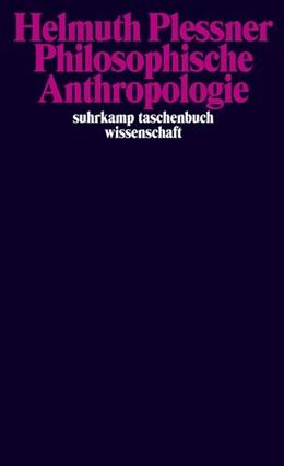 Abbildung von Gruevska / Lessing / Liggieri | Philosophische Anthropologie | Originalausgabe | 2019 | Göttinger Vorlesung vom Sommer...