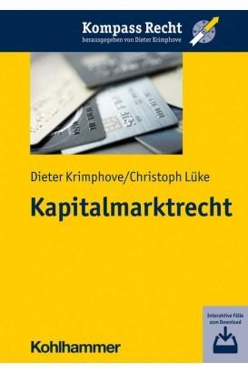 Kapitalmarktrecht | Knops / Korff, 2019 | Buch (Cover)