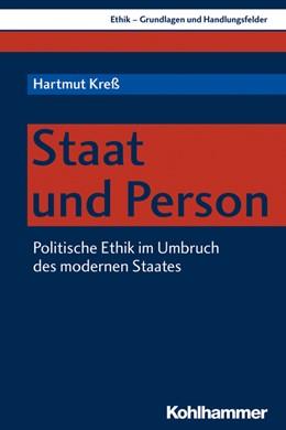 Abbildung von Kreß | Staat und Person | 2018