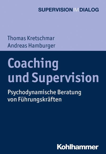 Coaching und Supervision | Kretschmar / Hamburger, 2019 | Buch (Cover)