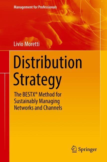 Distribution Strategy | Moretti, 2018 | Buch (Cover)