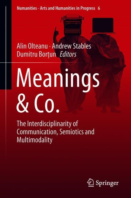 Meanings & Co. | Olteanu / Stables / Bortun, 2018 | Buch (Cover)