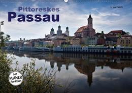 Abbildung von Boettcher | Pittoreskes Passau (Wandkalender 2019 DIN A2 quer) | 4. Edition 2018 | 2018 | Die Schönheit der Dreiflüssest...