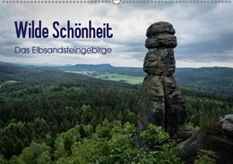 Abbildung von Krebs | Wilde Schönheit - Das Elbsandsteingebirge (Wandkalender 2019 DIN A2 quer) | 4. Edition 2018 | 2018 | Faszinierende Ausblicke in die...