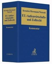 Krenzler/Hermann/Niestedt: EU-Außenwirtschafts- und Zollrecht Leinen-Hauptordner Band 2 • 1 Ersatzordner (leer), 2018 (Cover)
