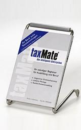 taxMate - Das intelligente Stützsystem (Cover)