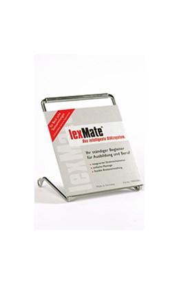 Abbildung von lexMate - Das intelligente Stützsystem | | Buchstütze - Für Becksche Text...