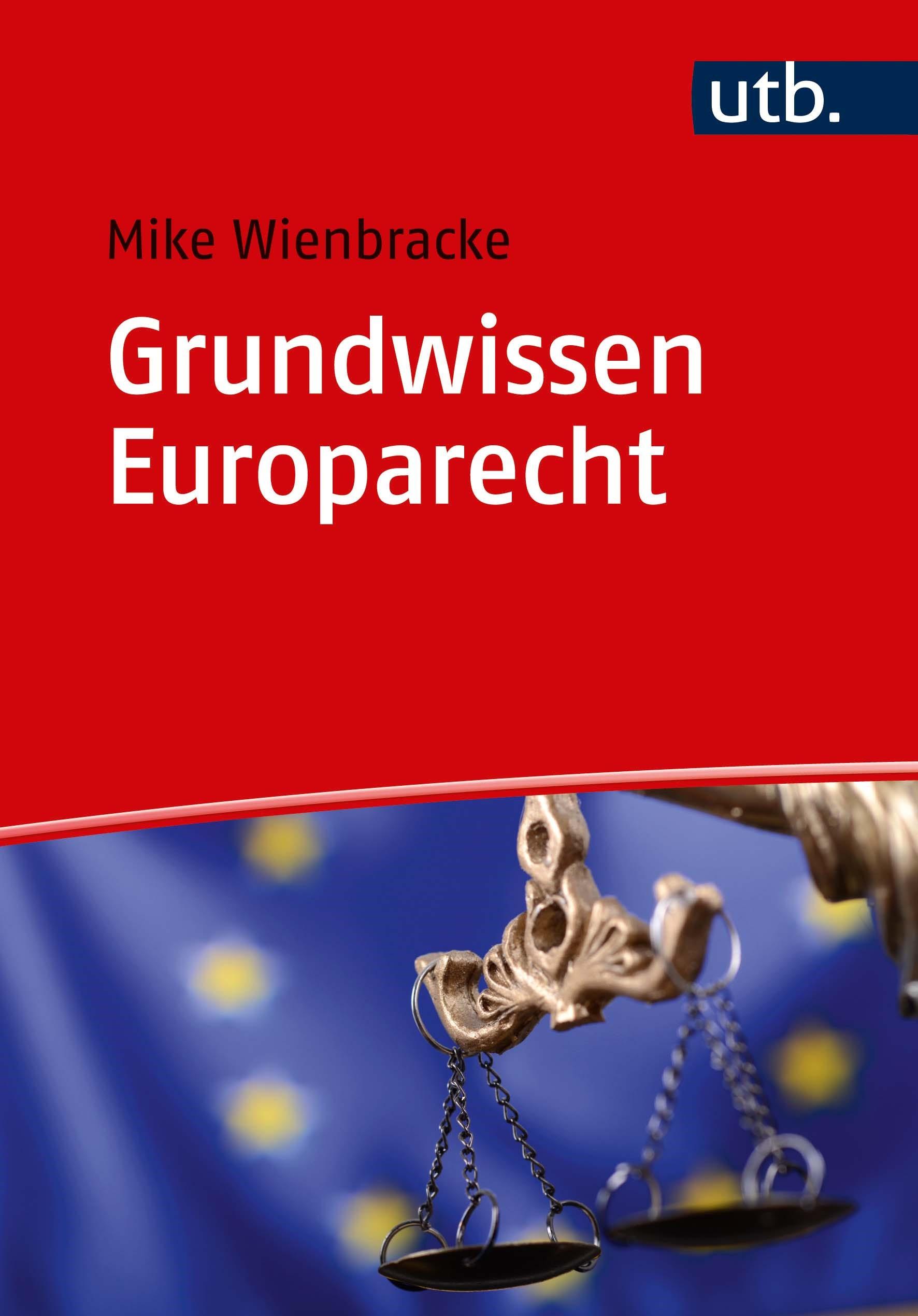 Grundwissen Europarecht | Wienbracke, 2018 | Buch (Cover)
