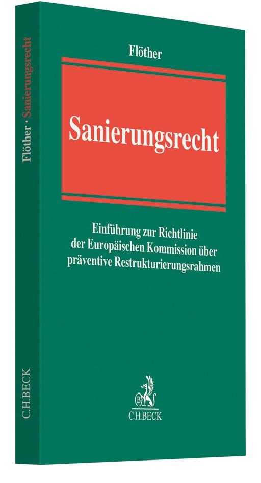 Abbildung von Flöther | Sanierungsrecht | 2019