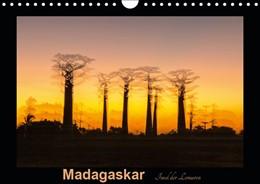 Abbildung von Kribus   Madagaskar - Insel der Lemuren (Wandkalender 2019 DIN A4 quer)   3. Edition 2018   2018   Aufnahmen von einzigartigen La...