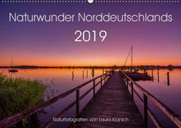 Abbildung von Kranich | Naturwunder Norddeutschlands (Wandkalender 2019 DIN A2 quer) | 3. Edition 2018 | 2018 | Naturfotografien von Laura Kra...