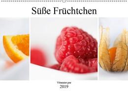 Abbildung von Krätschmer | Süße Früchtchen - Vitamine pur (Wandkalender 2019 DIN A2 quer) | 2. Edition 2018 | 2018 | Eine fruchtige Verführung (Mon...