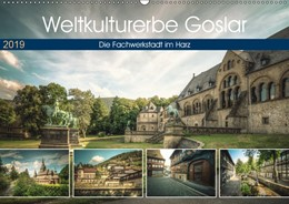 Abbildung von Gierok / Magic Artist Design | Weltkulturerbe Goslar (Wandkalender 2019 DIN A2 quer) | 2. Edition 2018 | 2018