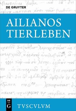 Abbildung von Ailianos / Brodersen | Tierleben | 2018