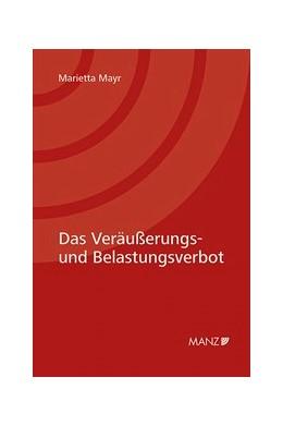 Abbildung von Mayr   Das Veräußerungs- und Belastungsverbot   2018